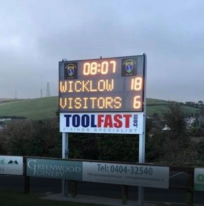 Wicklow RFC Project Image