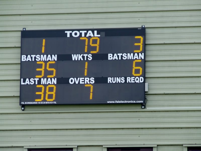 C03: 22 Digit Cricket Scoreboard Product Image