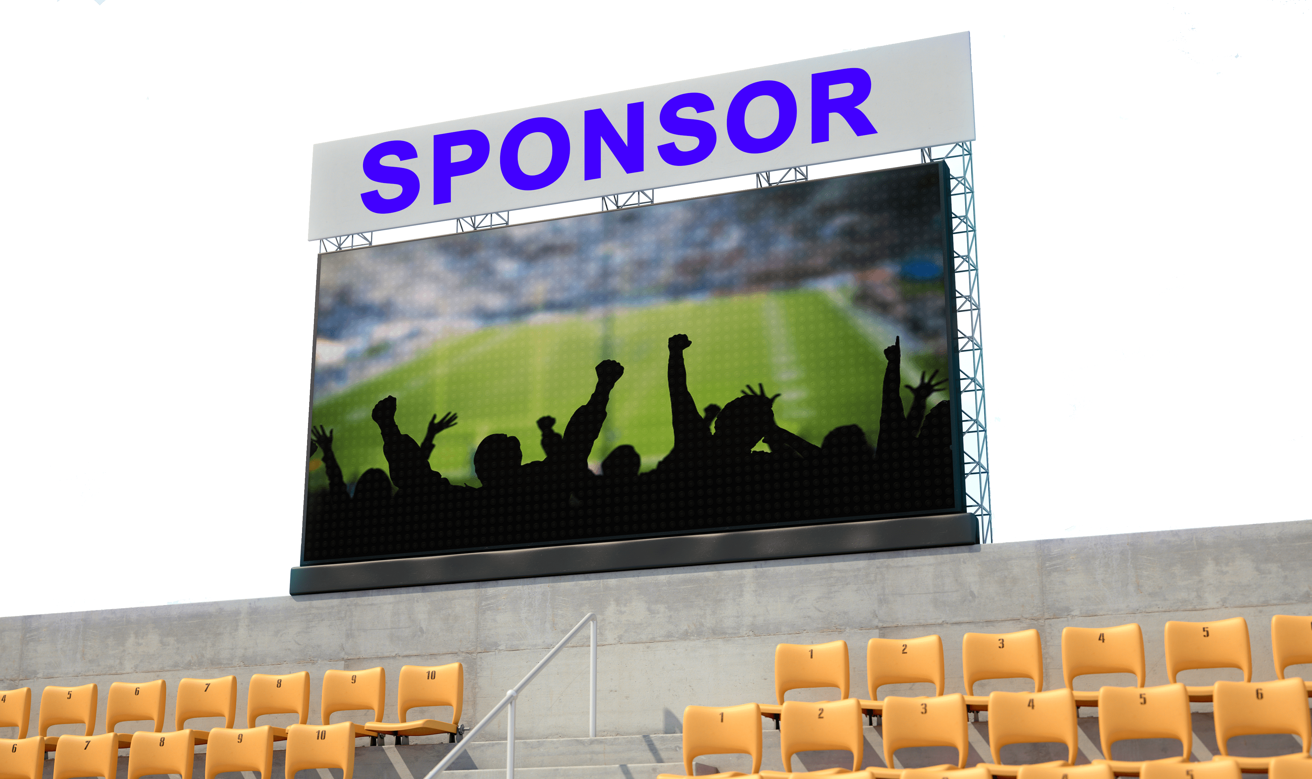 V02: 5x2m Video Scoreboard for Multi-Sport Use Featured Image