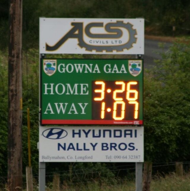 G01: Club Branded Scoreboard Featured Image