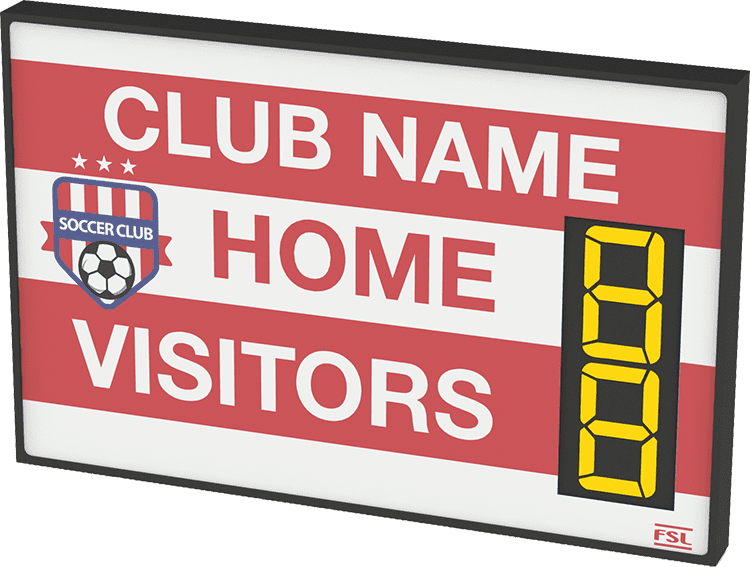 M01: Club Branded Scoreboard (Football) Featured Image
