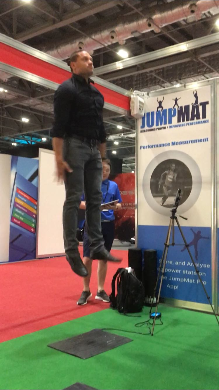 Jump Mat Pro – Unlimited Product Image