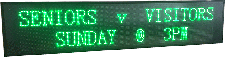Digital Information Display (App Controlled) Product Image