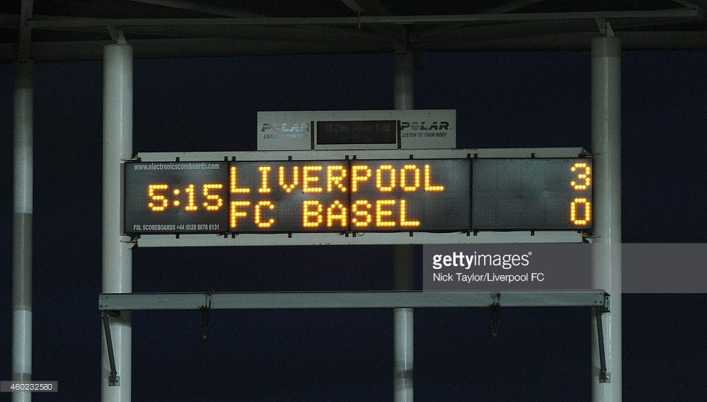 M04: Full Digital Scoreboard with Team Names, Clock and Scrolling Messages (Football) Product Image
