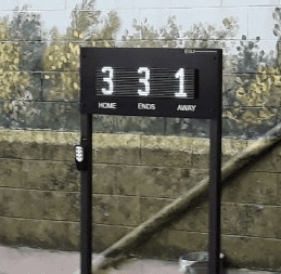 Outdoor Bowls Scoreboard Featured Image