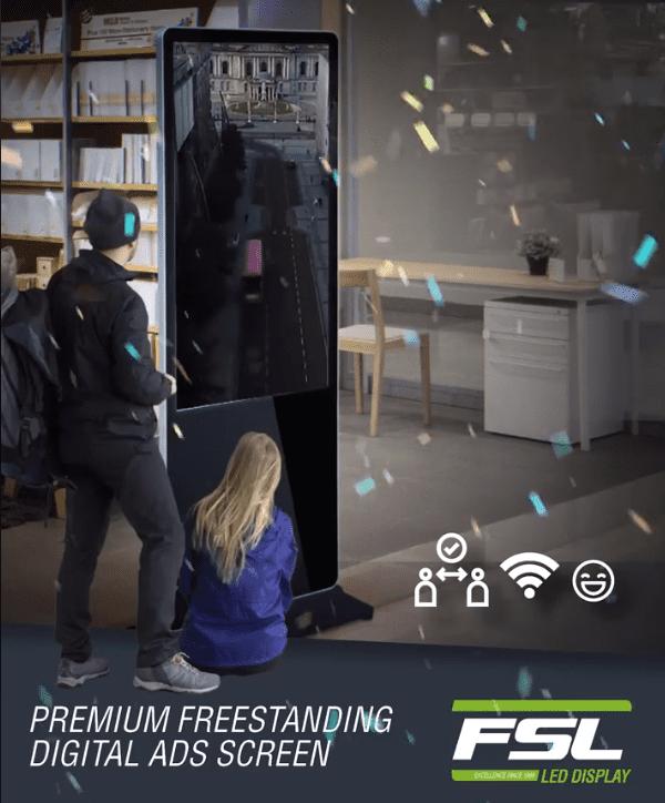 Digital Display Totem Featured Image