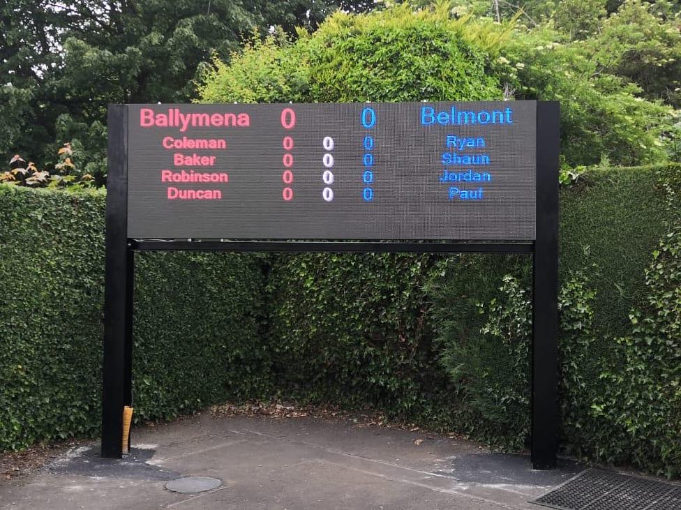 Ballymena Bowling Club Project Image