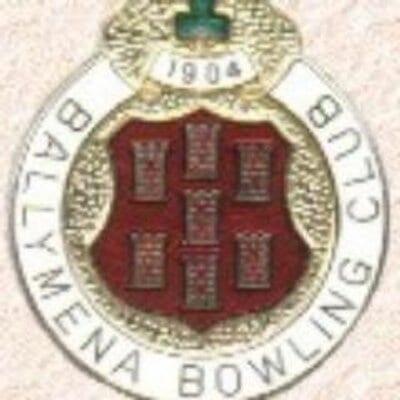 Ballymena Bowling Club Logo