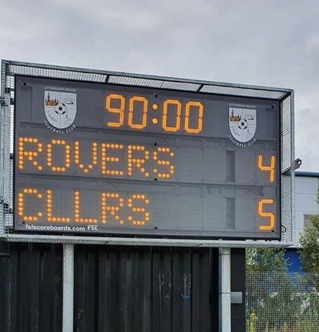 Letterkenny Rovers FC Thumbnail