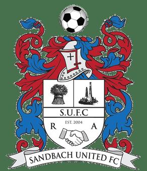 Sandbach United FC Logo