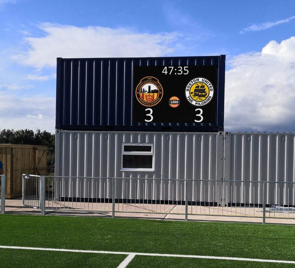 Gloucester City AFC Thumbnail