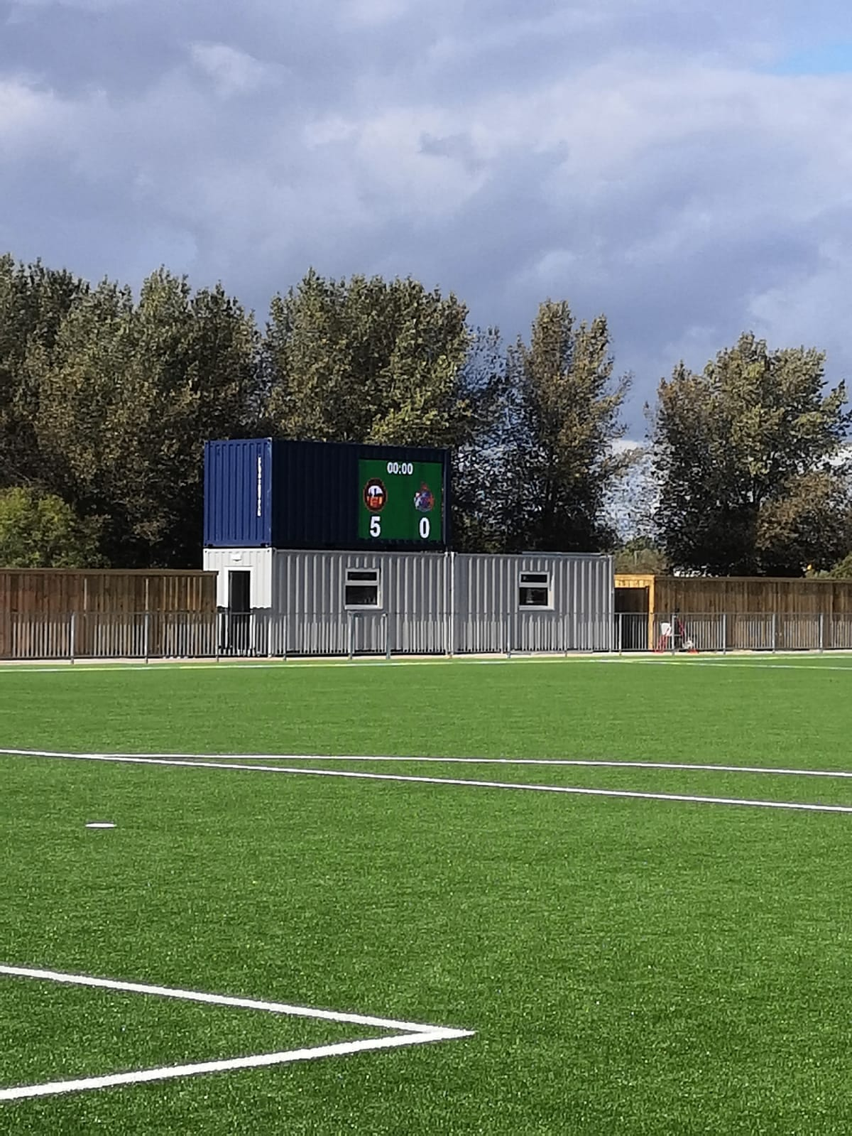 Gloucester City AFC Project Image