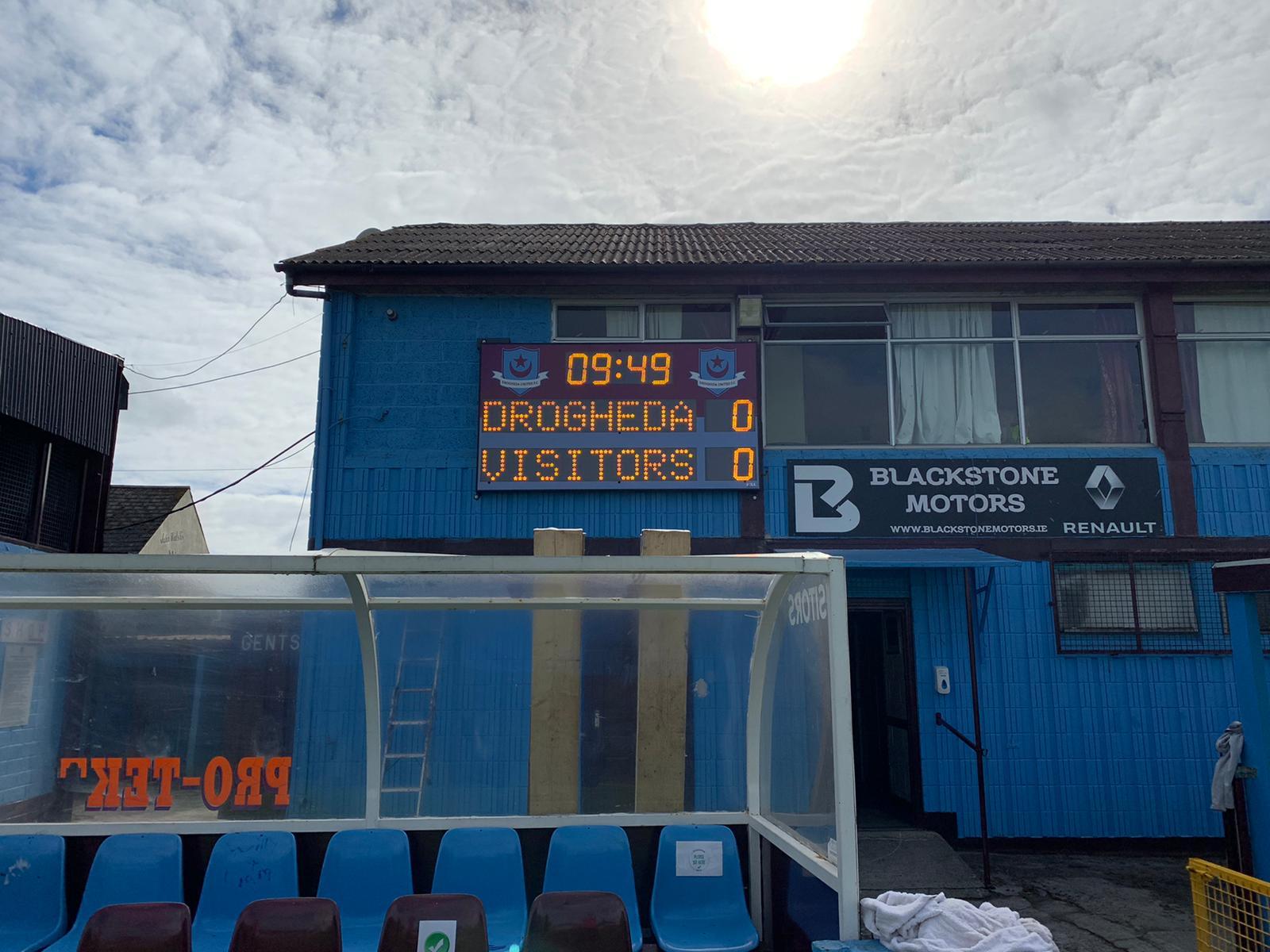 Drogheda United FC Project Image