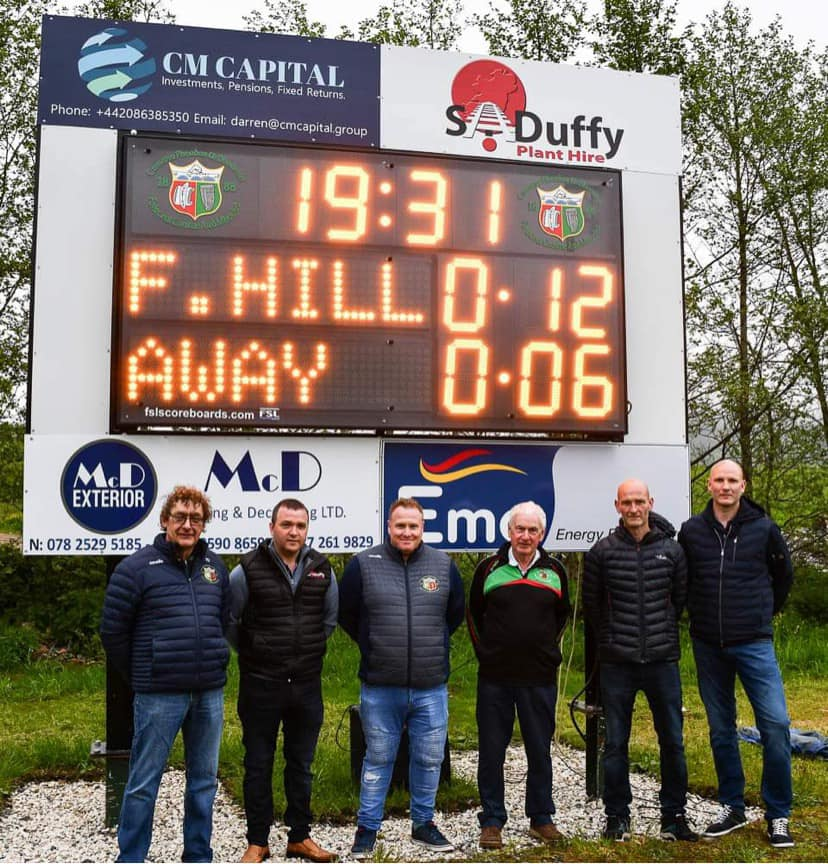 Forkhill GAA Thumbnail