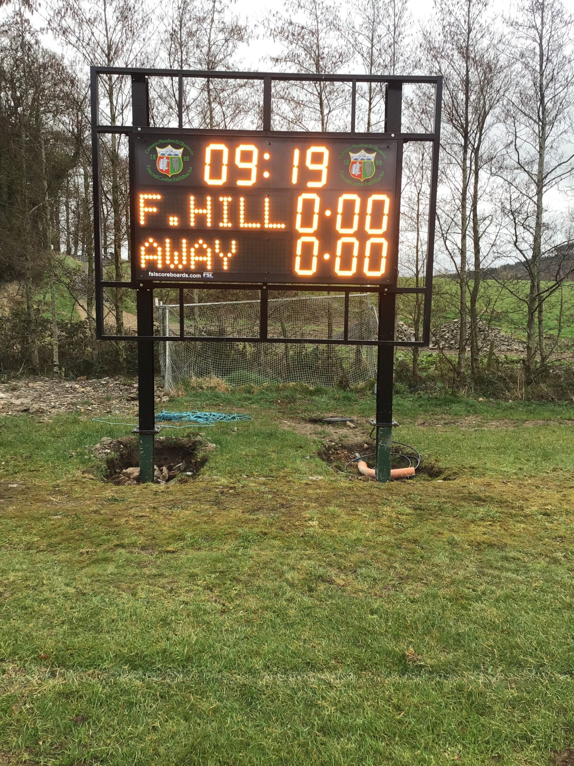 Forkhill GAA Project Image