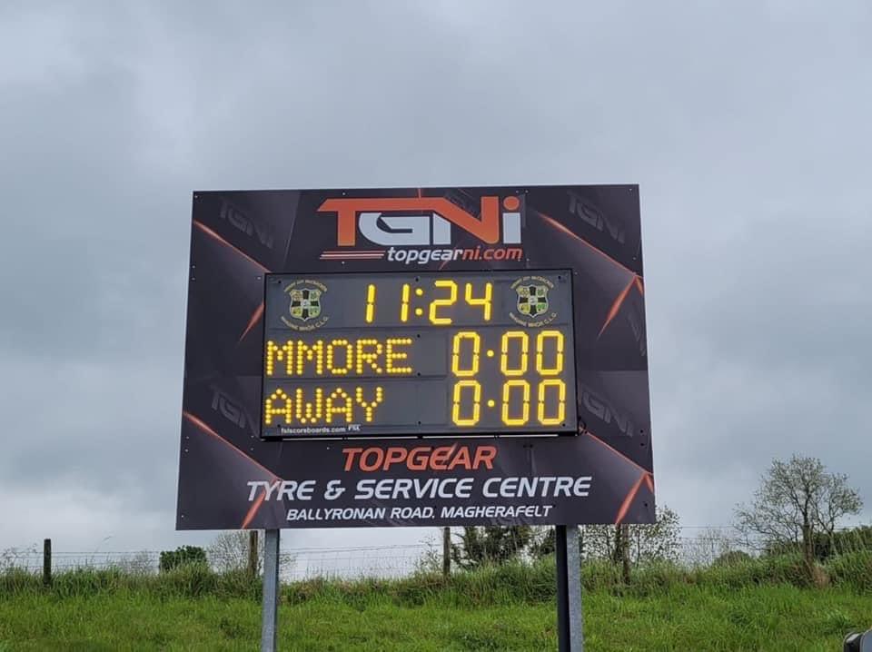 Moneymore GAA Thumbnail